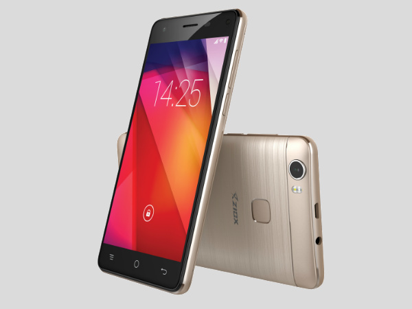 Ziox Astra Titan with facial recognition feature launched at Rs. 6,599