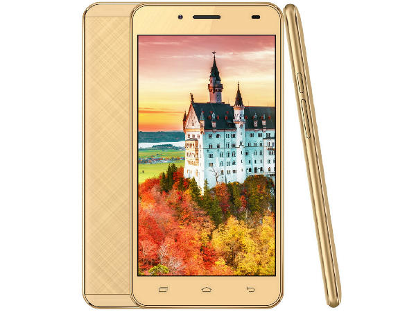 Ziox Astra Young 4G with 4G VoLTE support launched for Rs. 4795