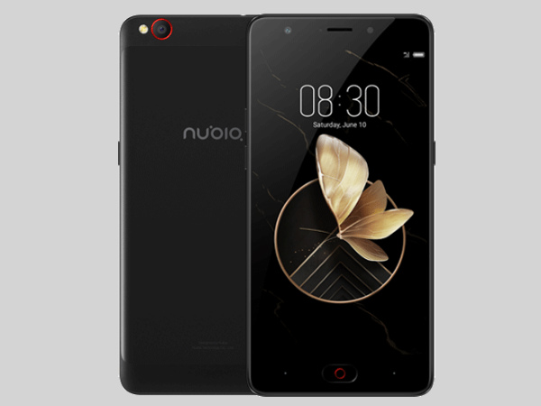 ZTE Nubia M2 Play Announced with a wide-angle selfie camera
