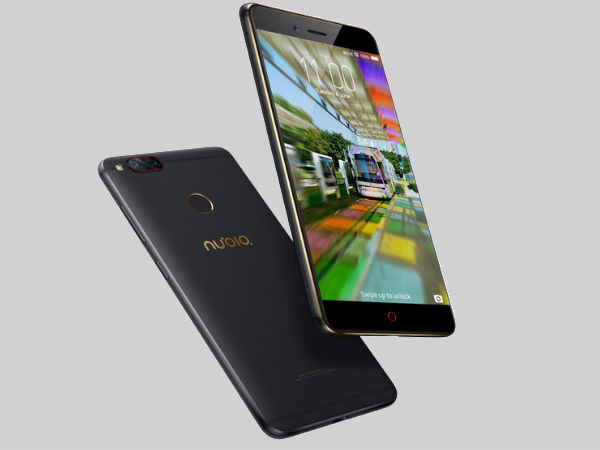 ZTE Nubia Z17 Mini with dual cameras launched in India for Rs. 19,999