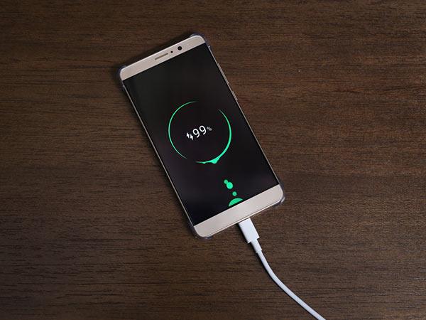 Charging:
