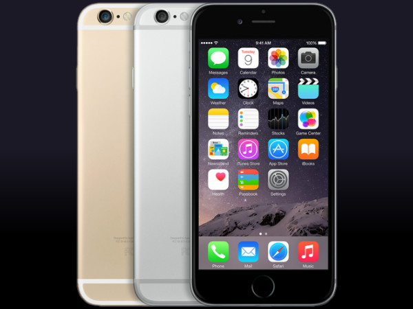 7% off on Apple iPhone 6 (Space Grey, 32GB)
