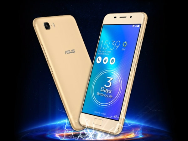 19% off on Asus Zenfone 3s Max (Gold, 32 GB) (3 GB RAM)