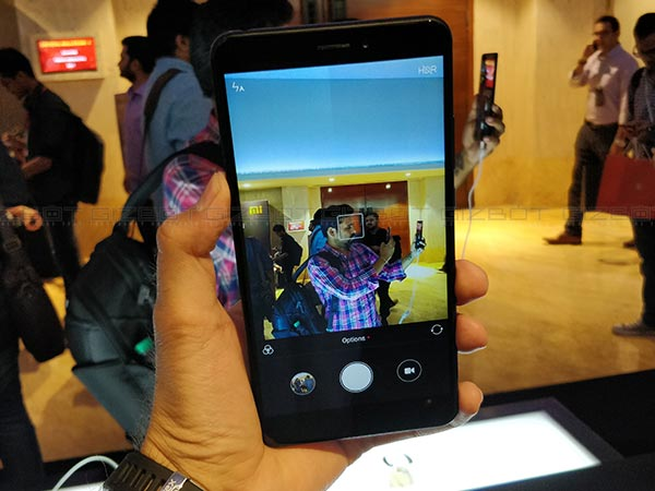 Camera: 12MP Sony powered rear camera and a 5MP selfie shooter