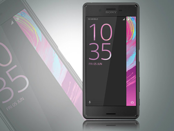 Sony Xperia X Dual (23MP rear camera and 13MP front camera)