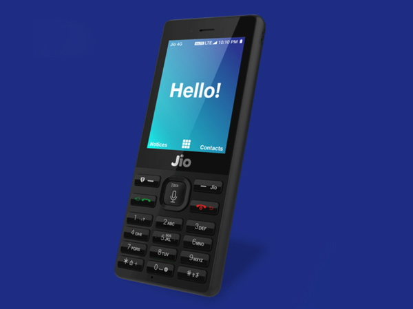 How to pre-order the JioPhone?