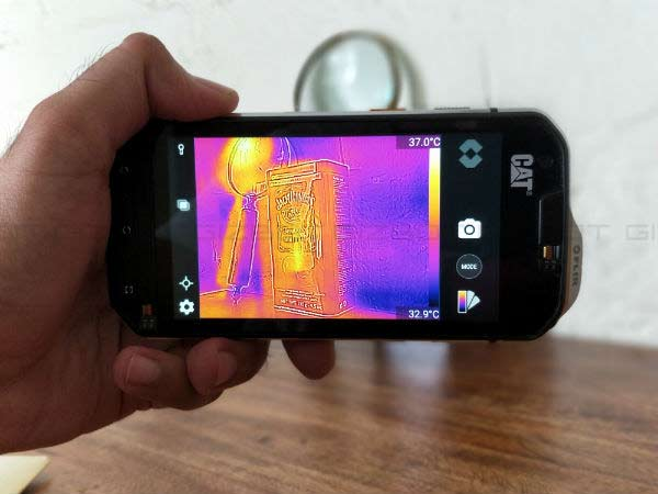 Camera: Entry-level main camera but the Thermal camera is a great tool