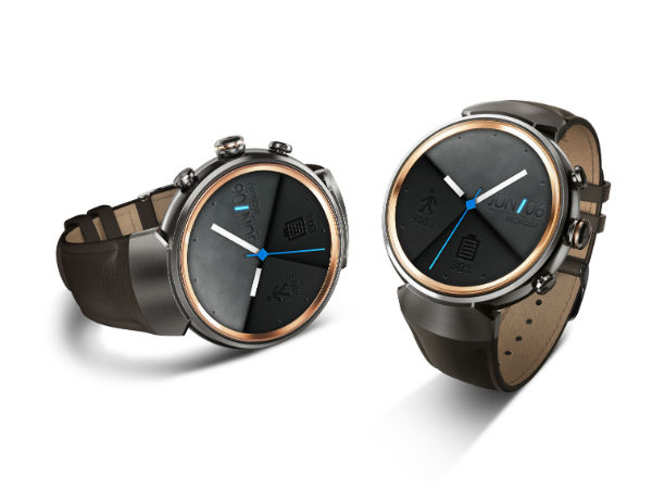 When will Asus Zenwatch 2 and 3  receive Android Wear 2.0 update?
