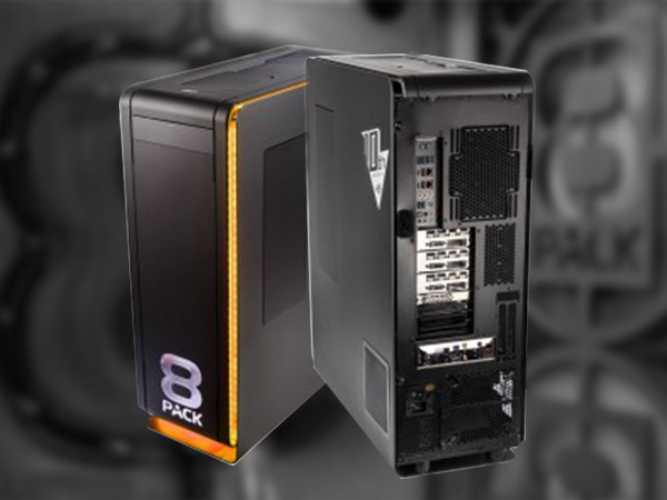 8Pack OrionX: Why is it the most expensive Gaming PC in the world