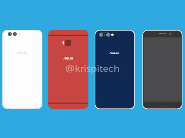 ASUS ZenFone 4 Pro Leak Suggests 21-Megapixel Dual Camera