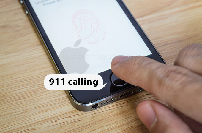 Apple patents method to secretly call 999 using sequence of fingerprints