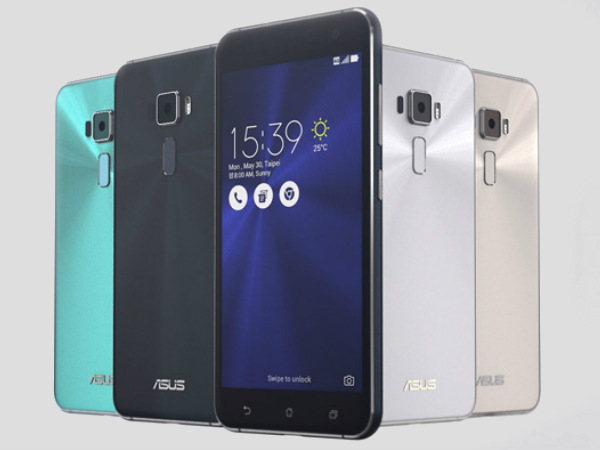 GST Effect: Asus announces price drop for Zenfone 3 series smartphones
