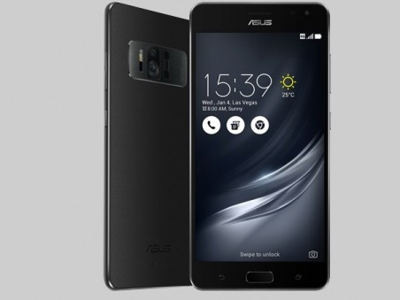 Asus ZenFone AR with 8GB RAM launched in India at Rs….