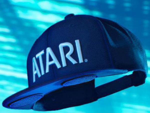 Atari Announces The Speakerhat, A Cap With Built-In Speakers