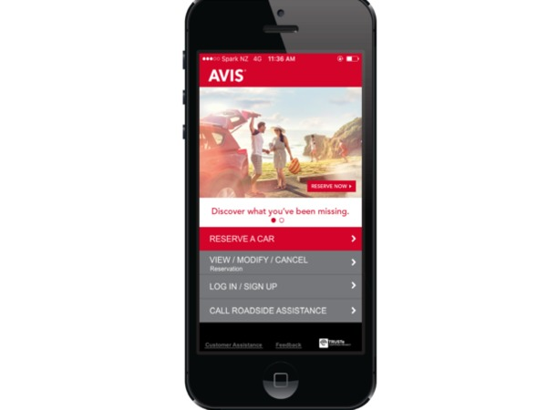 Avis India launches its app for iOS and Android devices