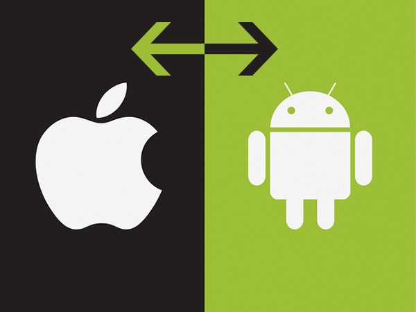 Best ways to transfer data between Android and iOS devices
