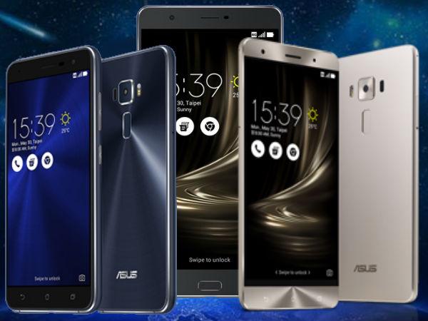 Best Asus smartphones to buy in India 2017