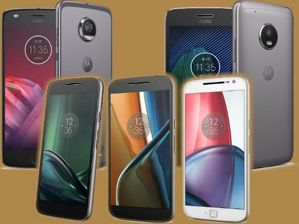 Motorola Moto smartphones to buy in India in July 2017
