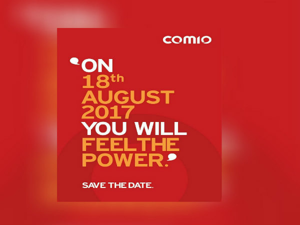 Topwise to launch its smartphone brand Comio in India
