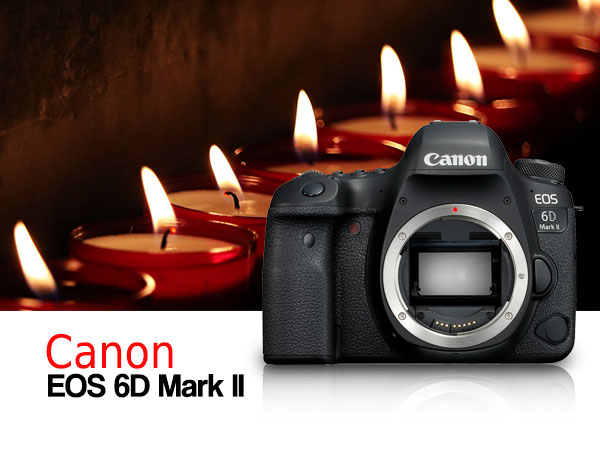 Canon launches'EOS 6D Mark II DSLR camera in India