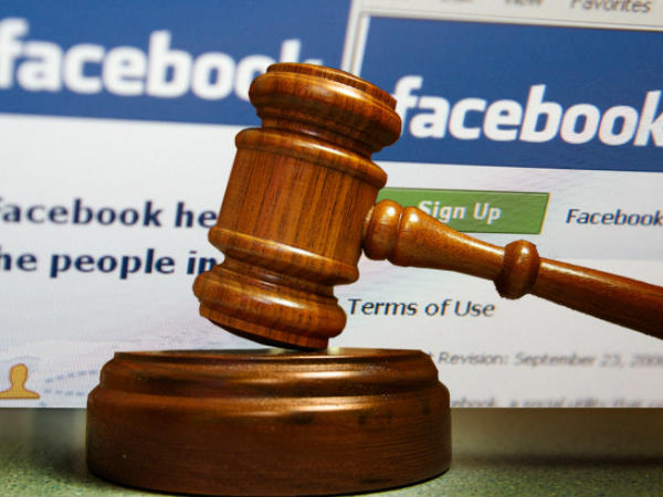 Facebook challenges U.S. gag order, claiming free speech