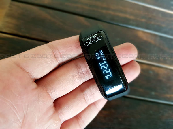 Intex FitRist Cardio Review: Good all-rounder fitness band for beginners