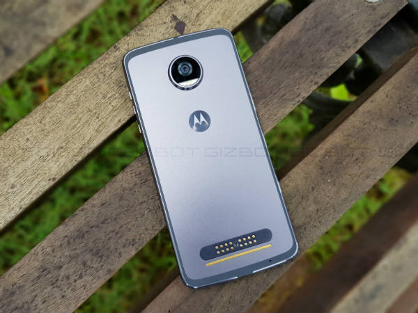 Did Motorola just accidentally reveal the Moto Z2 in a website slip-up?