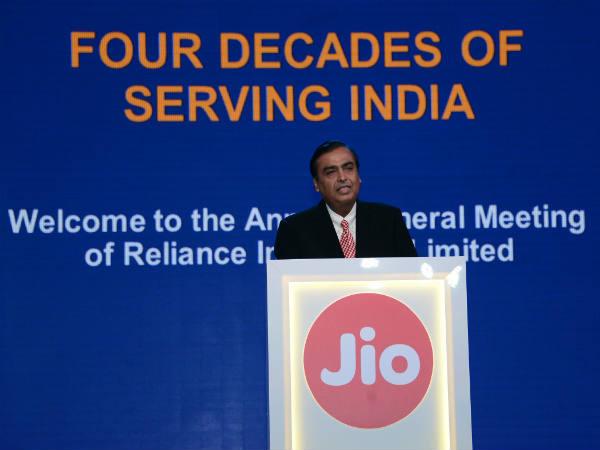 Reliance Jio added 7 customers per second: Mukesh Ambani