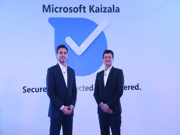 Microsoft launches Kaizala a 'made for India' app
