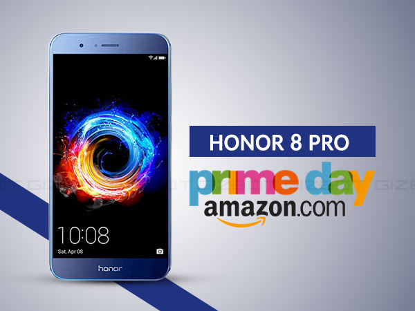 Honor 8 Pro to be available to buy today in Amazon Prime day sale