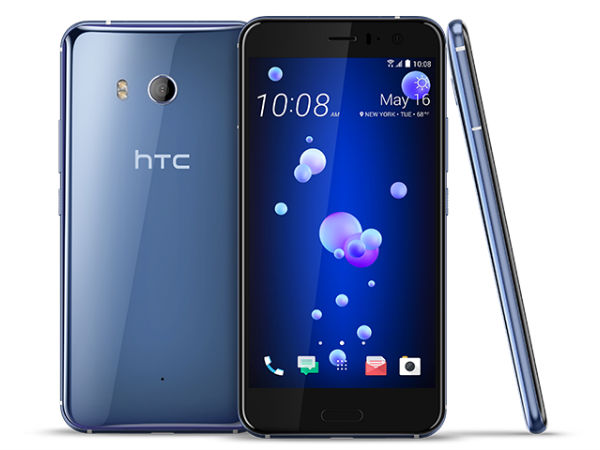 HTC U11 with 6GB RAM now available in India: Threat to flagship phones