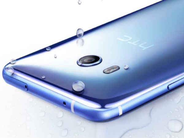 HTC U11 Sapphire Blue color variant launched in India for Rs. 51990