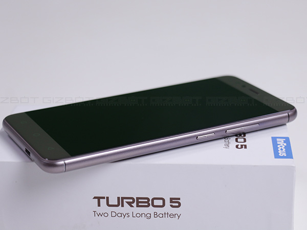 InFocus Turbo 5 Review: Mighty battery backup and a sharp display