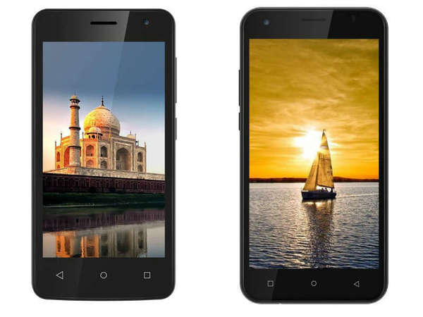 IVOOMi launches Me 4 and Me5 budget smartphones in India