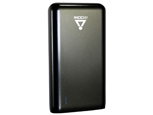 iVOOMi launches Juice and Pebble series power banks in India