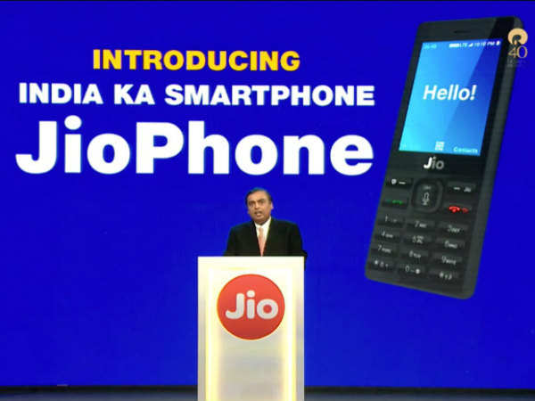 JioPhone to work only with Jio 4G SIM; dual SIM variant unlikely