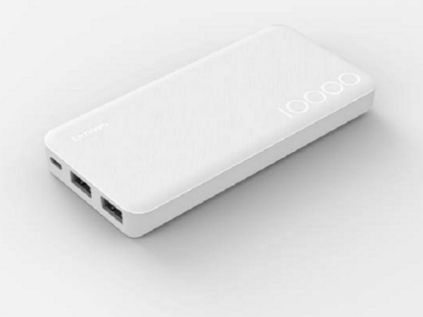 Lenovo MP1060 power bank with 10,000mAh battery launched at Rs. 1,299