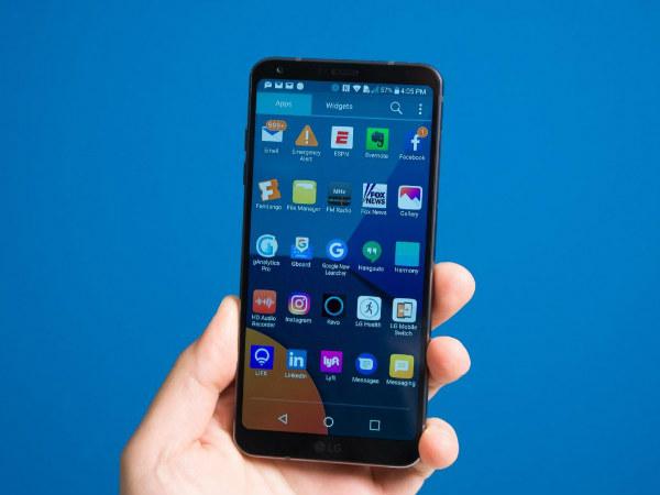 LG G6's mini version tipped to called LG Q6
