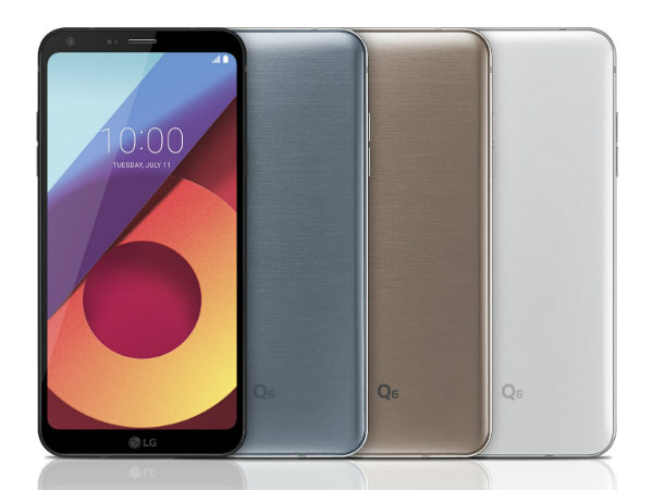 LG Q6 vs other best mid-range smartphones