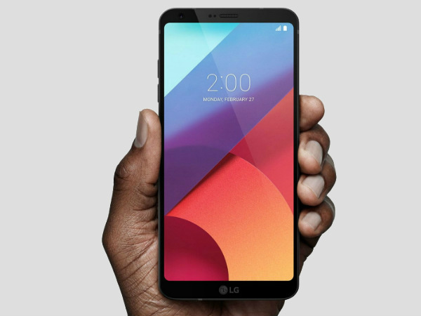 LG Electronics Showcases Mid-end Q6 Smartphone