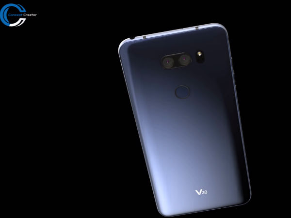 LG V30 render said to be based on official design surfaces online