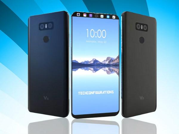 LG V30 visits Geekbench showing Snapdragon 835 SoC