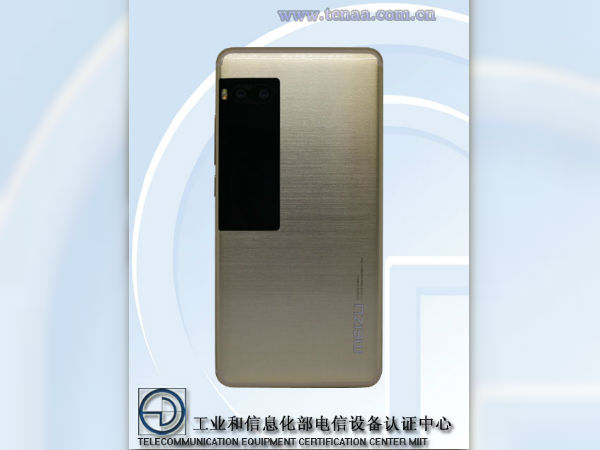Meizu Pro 7 with Helio X30 chipset visits TENAA ahead of launch