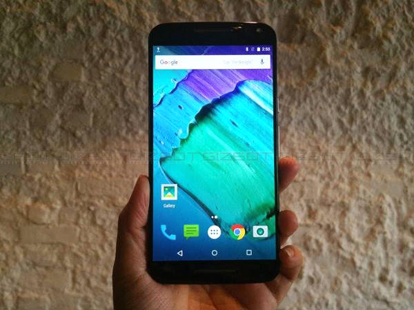 Android Nougat update starts rolling out to Moto X Style in India
