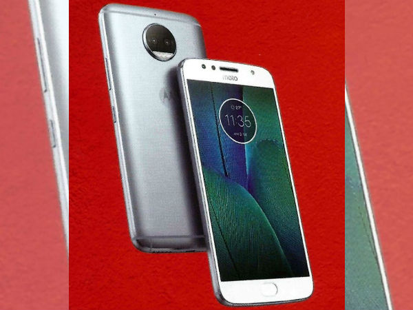 New Moto G5S Plus image surfaces online showing dual rear cameras