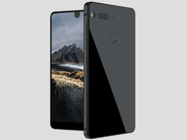 Finally! Essential Phone should launch 'in a few weeks', says Andy Rubin