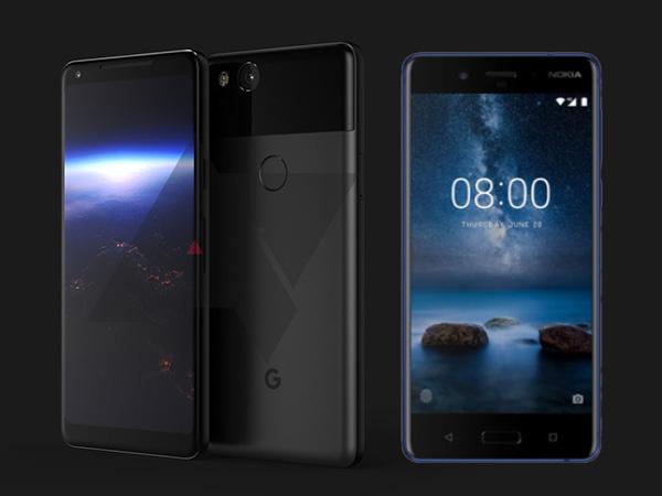 Nokia 8, Nokia Edge, iPhone 8, Google Pixel XL 2: Leaks and Rumor round-up