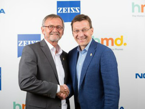 ZEISS and Nokia to co-develop standard-defining imaging capabilities