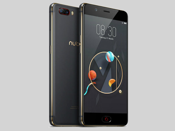 Nubia M2 with 16MP dual cameras launched in India: Price, features etc