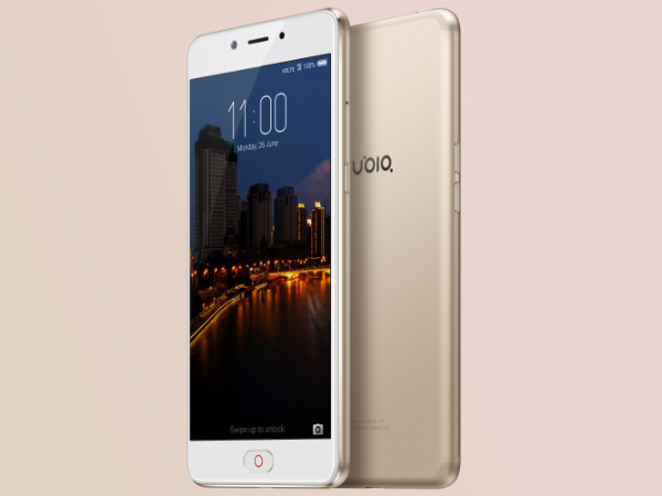 Nubia N2 with 5,000mAh battery gets listed on Amazon before launch